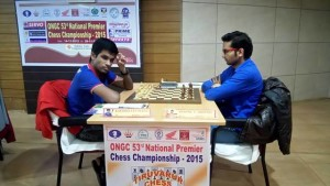 GM Karthikeyan Murali brightened his chances by beating IM Swapnil Dhopade
