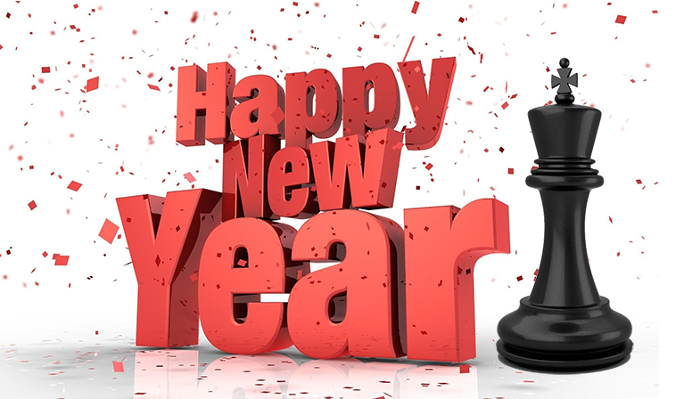chess new year wishes