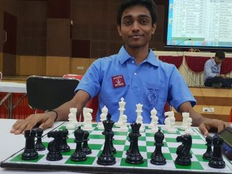 Tamil Nadu State Chess Association | Tournament News